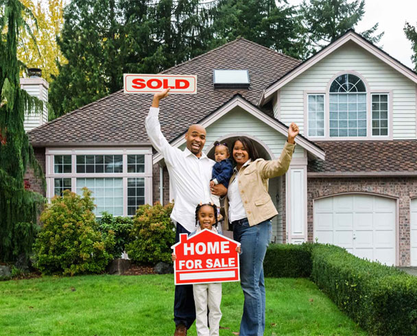 Families home sold
